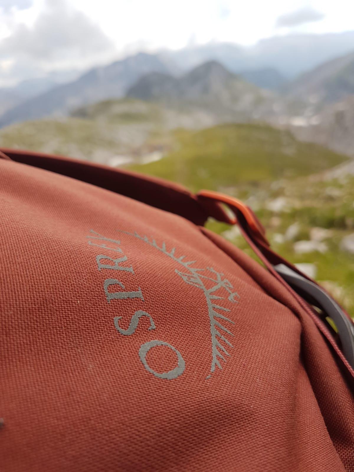 Tour in den Allgäuer Alpen mit dem Metron von Osprey