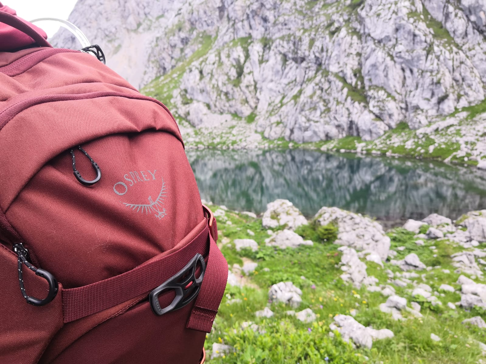 Bergtour durch die Berchtesgadener Alpen mit dem Metron von osprey