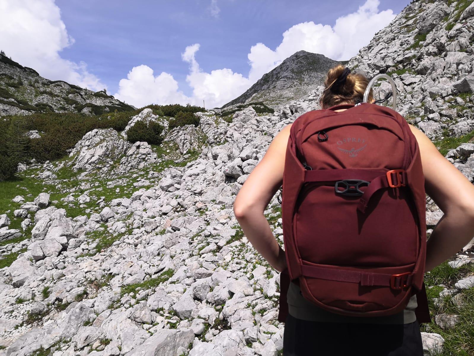 Mit dem Metron von Osprey durch die Berchtesgadener Alpen