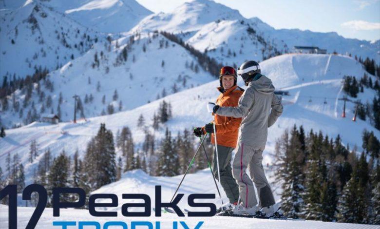 (c)Zauchensee Skiparadies - 12 Peaks Trophy
