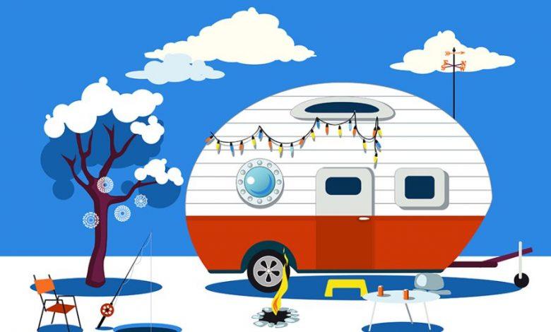 (c)Campingliebe - Tipps zum Wintercamping