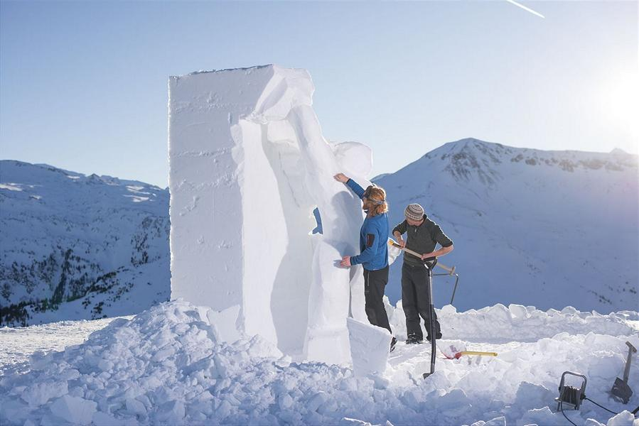 (c)GTG Marktl Photography - Art on Snow