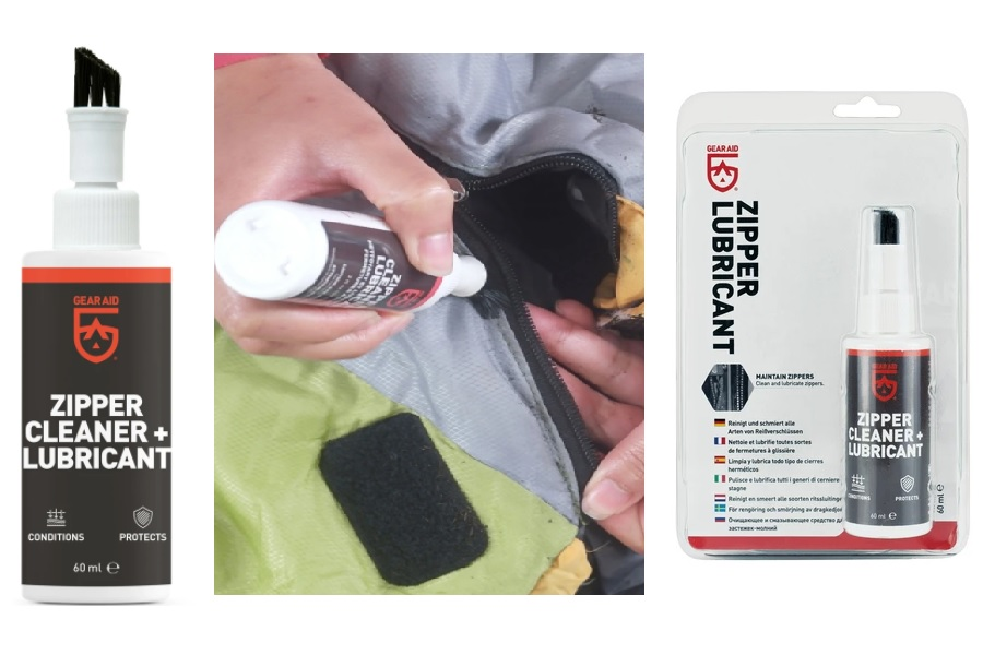 (c)be-outdoor.de - Gear Aid Zipper Cleaner and Lubricant