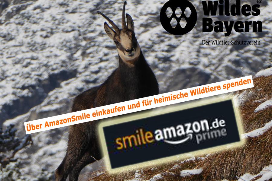 (c)Wildes Bayern - AmazonSmile
