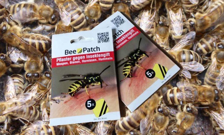 (c)be-outdoor.de - Bee Patch