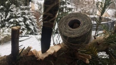Photo of be-outdoor.de HOW TO – Gear Aid Camo Tape