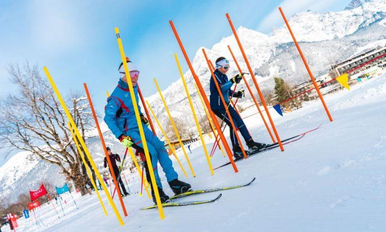 Photo of Spielplatz auf Langlaufskiern