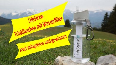 Photo of Lifestraw Trinkflasche – Jetzt mitspielen und gewinnen