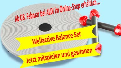 Photo of Wellactive Balance Set – The winner is…