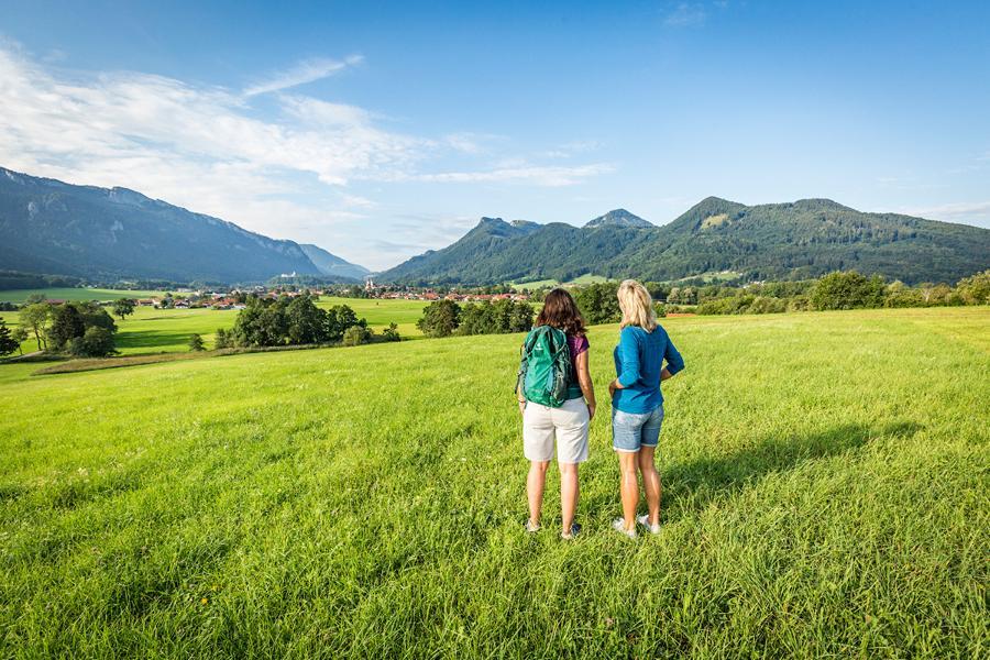 ©Chiemsee-Alpenland Tourismus - Geschenke aus der Natur - Ausflug unter Frauen