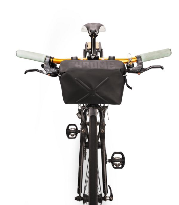 (c)Chrome Industries - Helix Handlebar Bag 2.0
