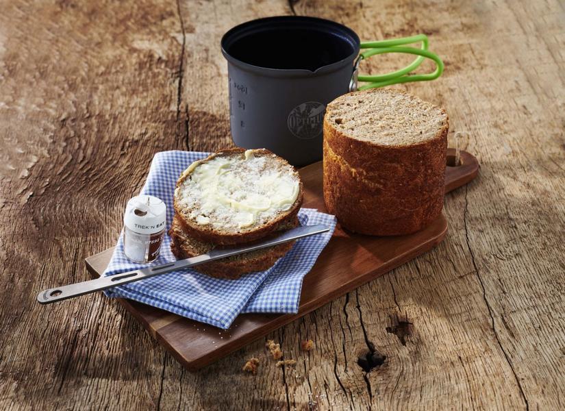 (c)TreknEat - Vollkornbrotmischung Brot Solo