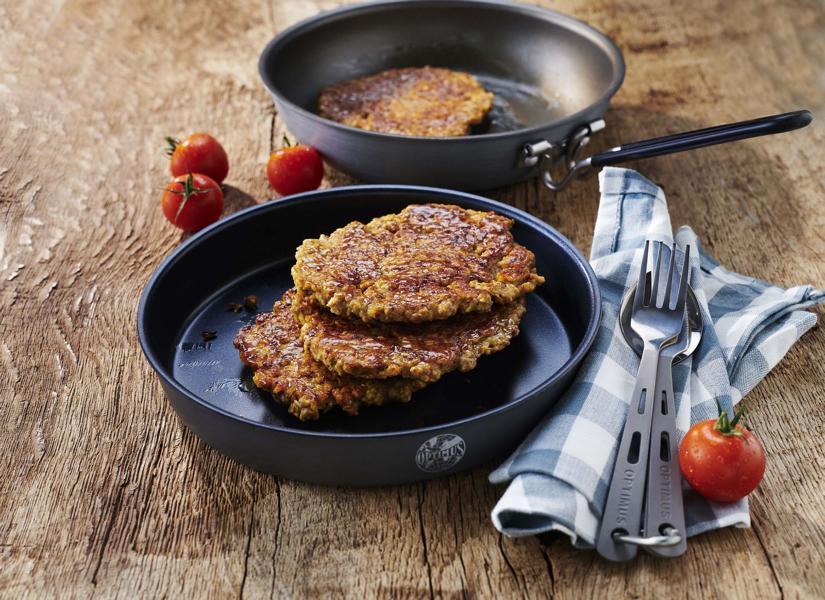(c)TreknEat - Gemuese Burgerpatty