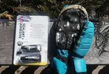 Photo of be-outdoor.de HOW TO – Gear Aid Seam Grip