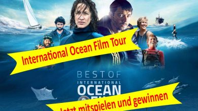 Photo of Gewinnspiel International Ocean Film Tour