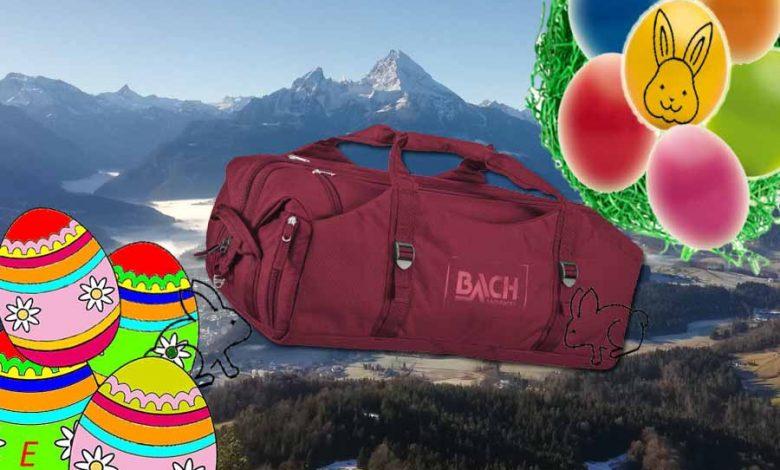 Ostergewinnspiel 2021 Bach Dr. Duffle Bag