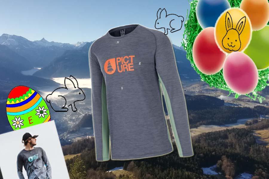 (c)Ostergewinnspiel 2021 - Picture Organic Clothing