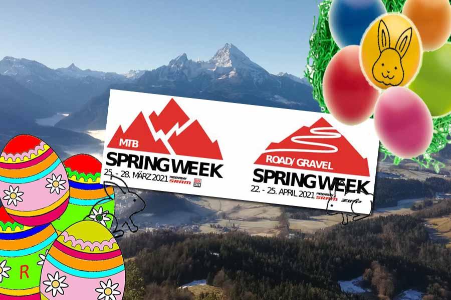 Ostergewinnspiel 2021 - Spring Week