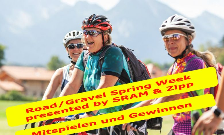 Photo of Gewinnspiel – Road/Gravel Spring Week Starter Package