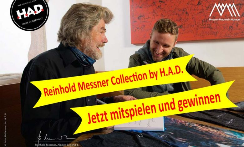 Photo of Gewinnspiel – Reinhold Messner Collection by H.A.D.