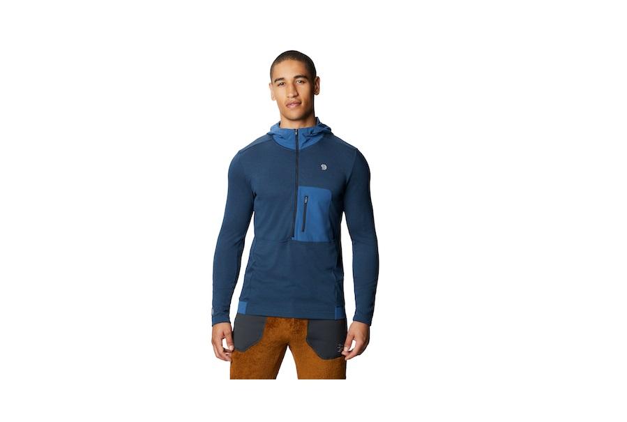 (c)Mountain Hardwear - Men's Cragger2 Long Sleeve half Zip