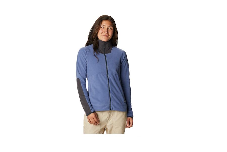 (c)Mountain Hardwear - Women's UnClassic Fleece Hoody