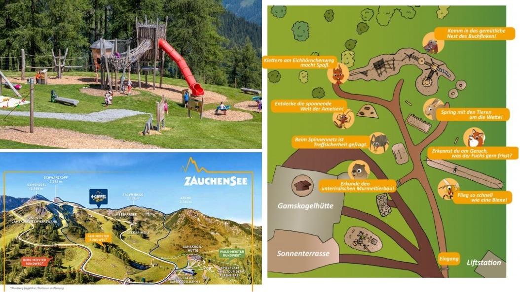 (c)Wanderparadies Zauchensee