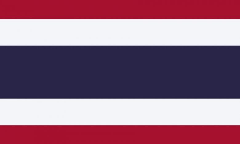 (c)be-outdoor.de Flagge Thailand