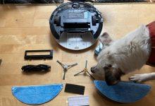 Photo of Aktuell im Test – Tesvor S6 Turbo Smart Robot Vacuum