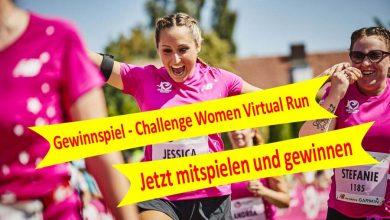 Photo of Gewinnspiel – Challenge Women Virtual Run