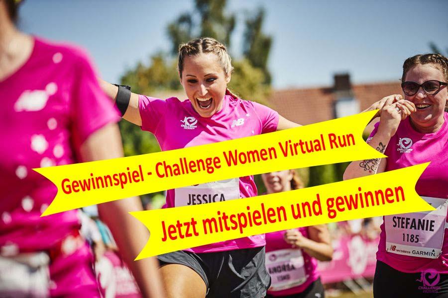 (c)be-outdoor.de - Challenge Women Virtual Run powered by GARMIN (©JamesMitchell)
