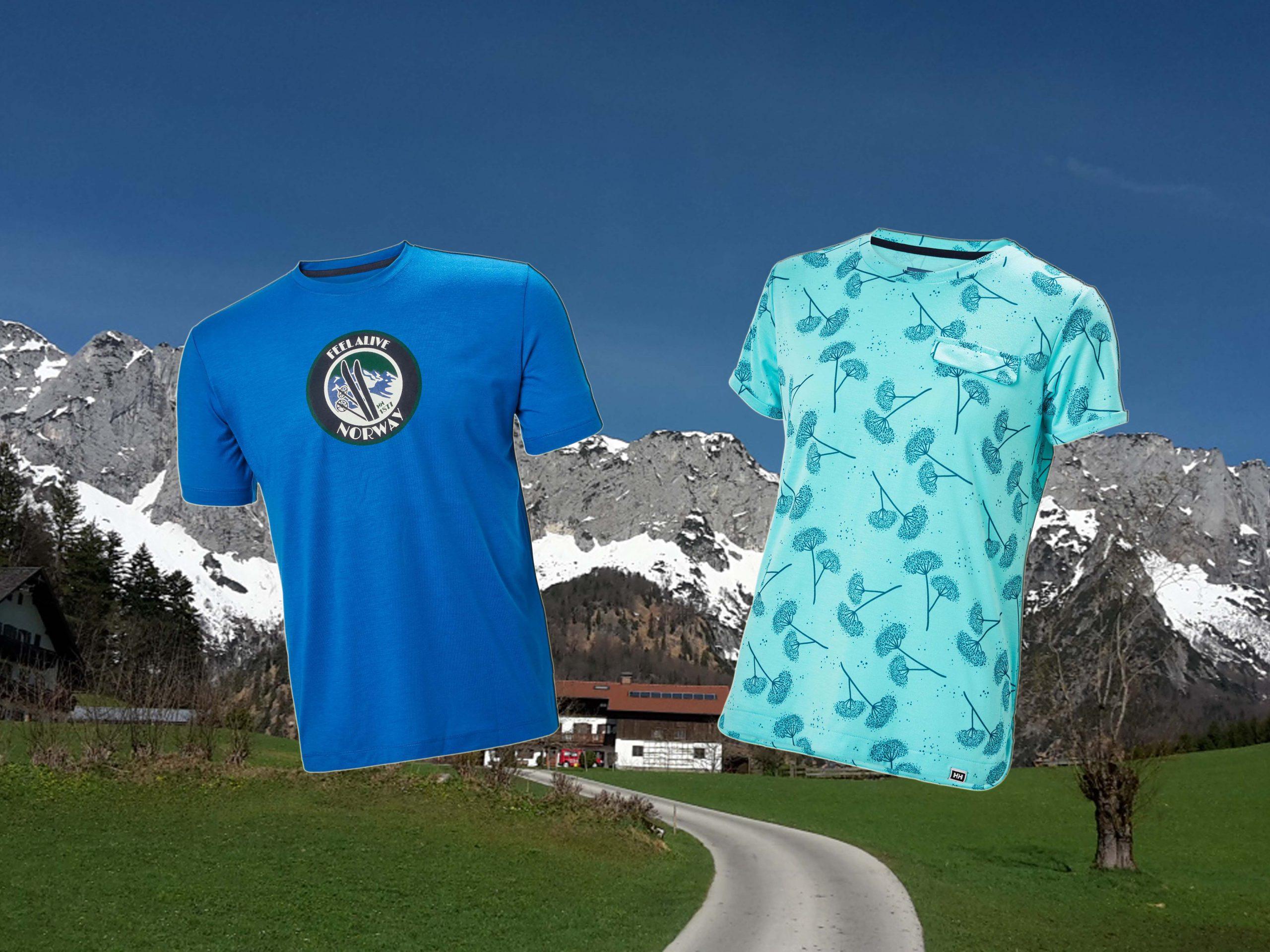 (c)be-outdoor.de - Helly Hansen Lomma T-Shirt Muttertag 2021