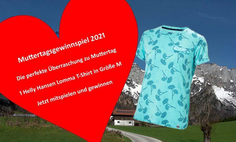Photo of Lomma & Skog Graphic – Helly Hansen Sommer-Shirts