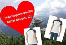 Photo of Millet Morpho Zip – Power Dry Shirt für Mädelsm