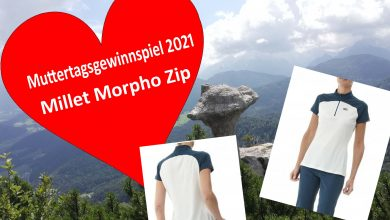 Photo of Millet Morpho Zip – Power Dry Shirt für Mädelsm