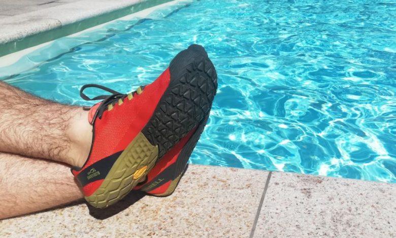 (c)be-outdoor.de - Aktuell im Test Merrell Vapor Glove 3