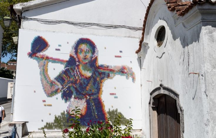 Photo of Centro de Portugal – Street Art-Szene