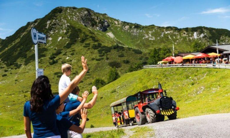 Photo of Mit dem Zauchi Bummelzug durchs Wanderparadies