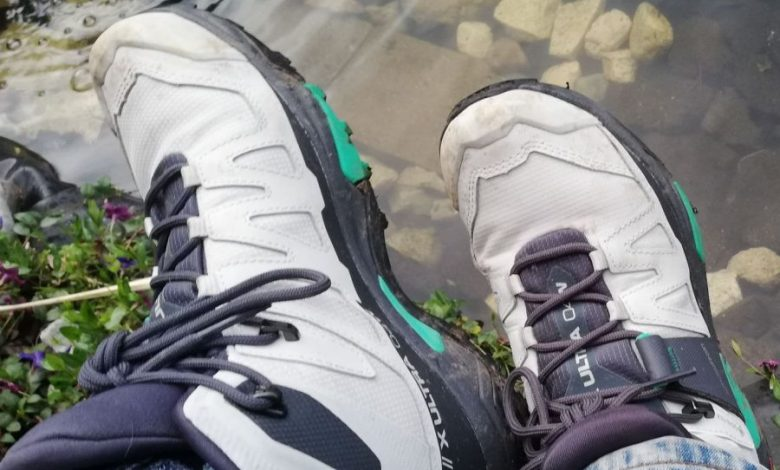Photo of Aktuell im Test – Salomon Hybrid-Wanderschuh X ULTRA 4