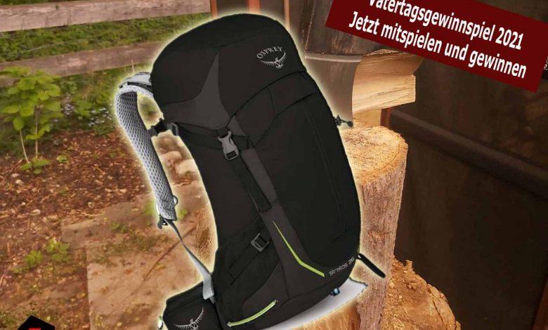Photo of Vatertagsgewinnspiel – Osprey Stratos 26