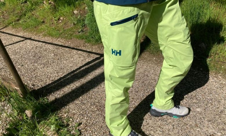 Photo of Aktuell im Test – Helly Hansen Verglas Infinity Pants