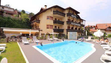 Photo of Mit dem Motorrad nach Südtirol: Hotel Alexandres in Eppan an der Weinstraße
