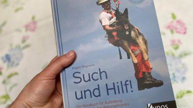 """Photo of Rettungshundeausbildung – Lesetipp: """"Such und Hilf!"""""""