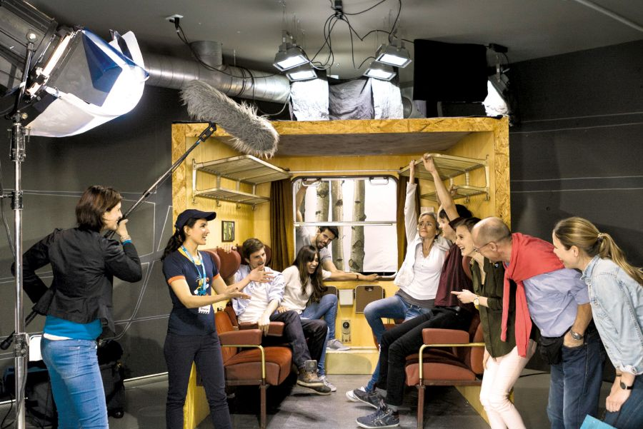 (c)Bavaria Filmstadt - Visual Effects Studio