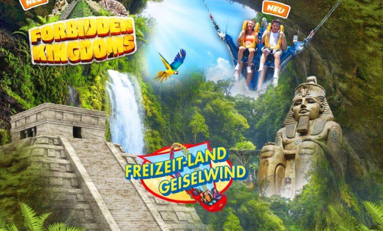 (c)Freizeitland Geiselwind - Kingdom
