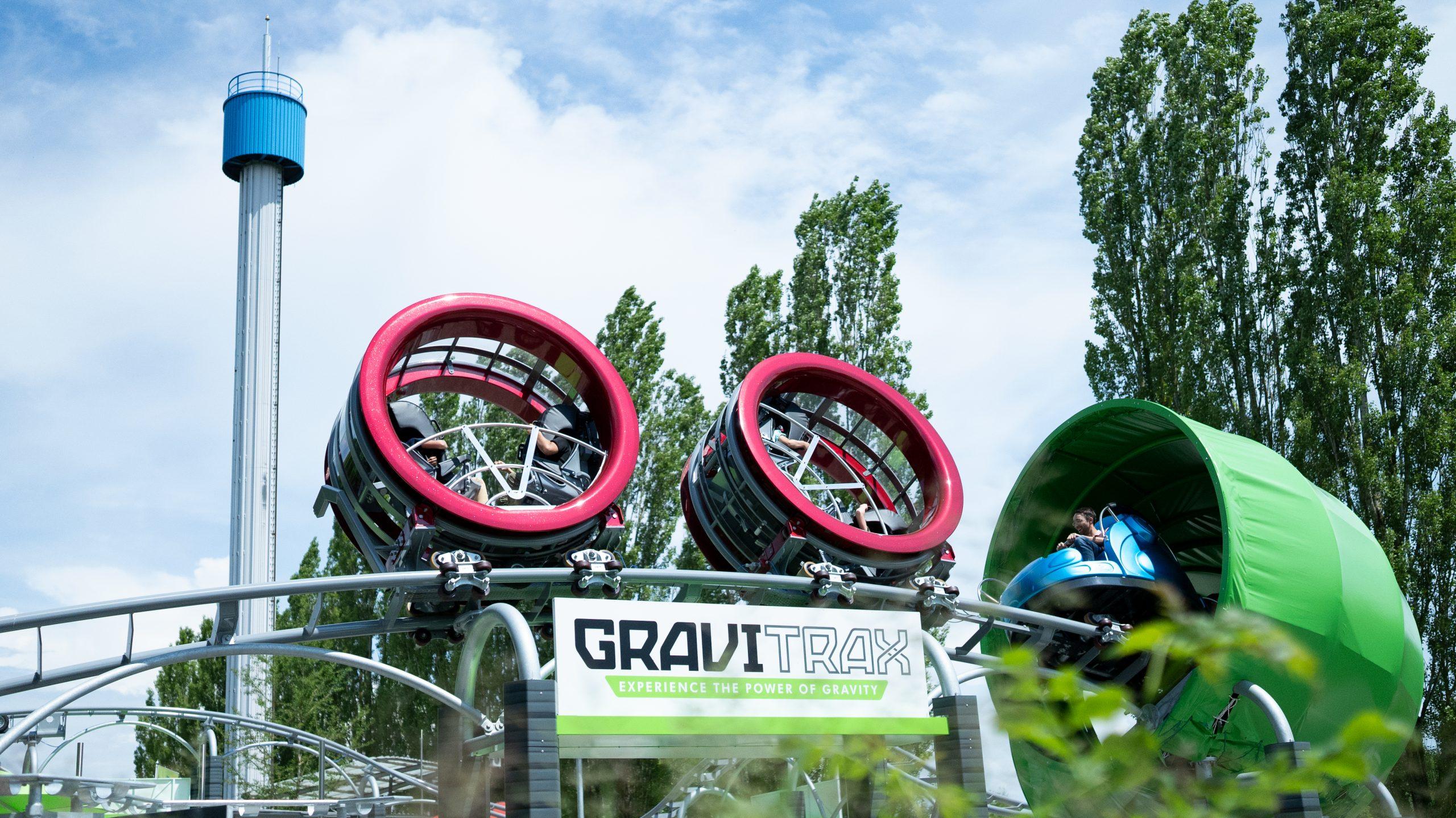 (c)Ravensburger Spieleland GraviTrax-Kugelbahn