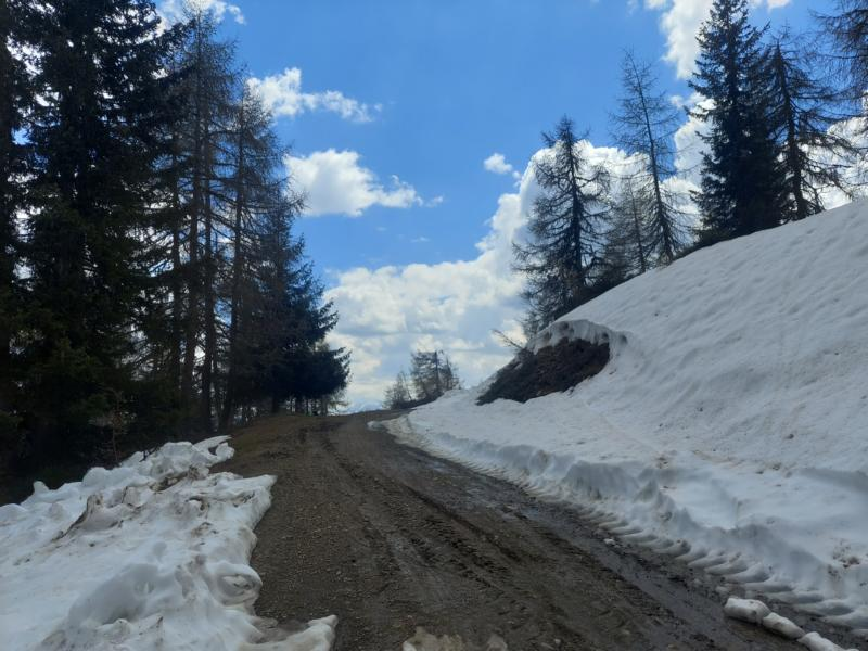 (c)be-outdoor.de - Von der Dolomitenresidenz Sporthotel Sillian zur Bergstation Gadein