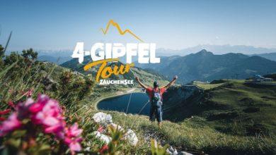 Photo of 4-Gipfeltour im Wanderparadies Zauchensee!