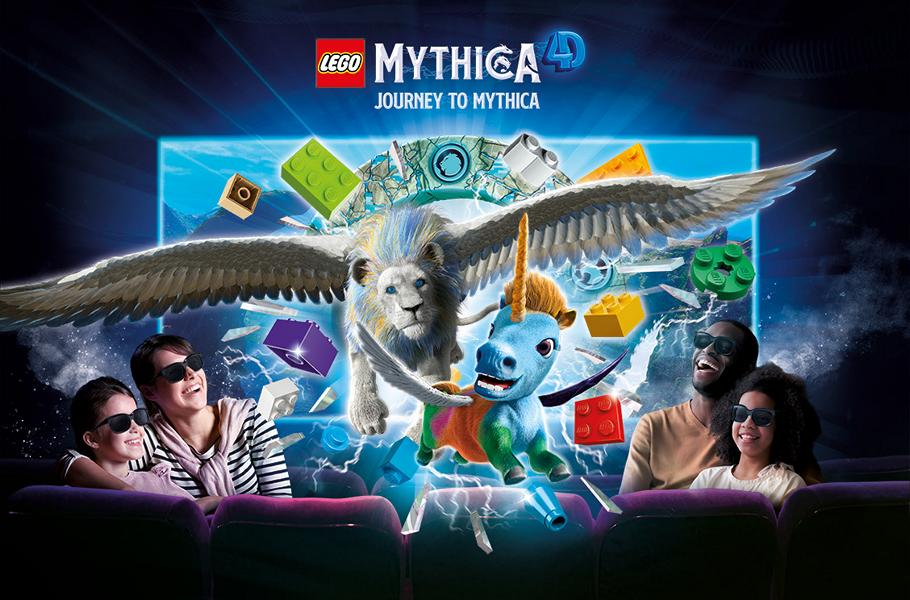(c)LEGOLAND Deutschland LEGO Mythica