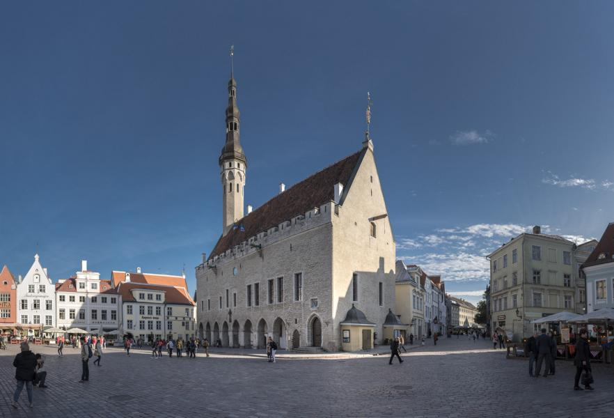 Town Hall Tallinn Old Town©Visit Estonia Tanel Murd